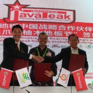 Bringing Indonesian Perhutani Java Teak to China market