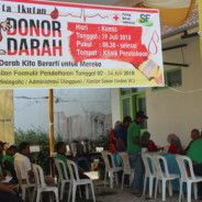 PT SENG FONG MOULDING PERKASA Holds Blood Donation for Humanity 2018